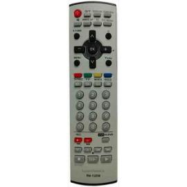 کنترل تلویزیون پاناسونیک 109 دو ردیف